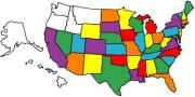 States I Have Been to in the USA